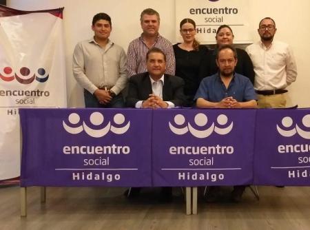 Encuentro Social Hidalgo escuchará todas las voces – Sharon Montiel.jpg