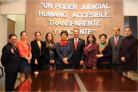 Entrega Poder Judicial de Hidalgo donativo a la Cruz Roja2