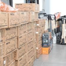 Entregan aves de corral y paquetes de herramientas en Tolcayuca2