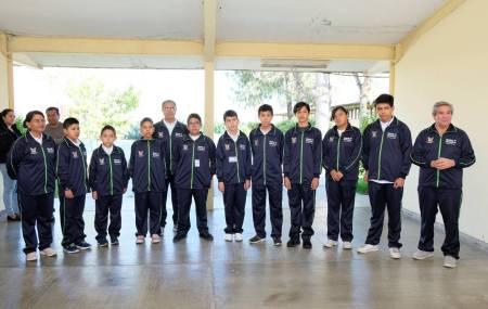 Estudiantes hidalguenses participarán en Olimpiada Mexicana de Matemáticas en el Estado de Morelos