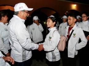 Hidalgo consiguió seis medallas en los Juegos Deportivos Nacionales Escolares 2019-1