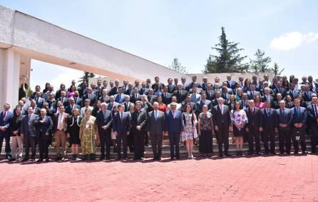 Hidalgo sede de la LV Sesión Ordinaria de la Asamblea General de la ANUIES4