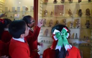 Implementan estrategias audiovisuales en visitas guiadas en el Museo de Zazacuala 2
