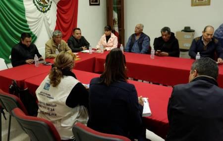 INEGI presenta a autoridades de Tizayuca el Censo Nacional de Gobiernos Municipales y Delegacionales 2019-2