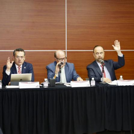 Inicia Sesión Ordinaria del Consejo Nacional de ANUIES en la UAEH