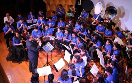Invita Cultura Hidalgo a ser parte de Musicampus 2019-1