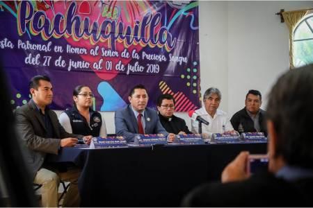 Invitan Raúl Camacho y Parroquia a la fiesta patronal de Pachuquilla 2019 del 27 de junio al 1 de julio, en honor al Señor de la Preciosa Sangre2.jpg