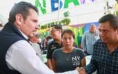 Israel Félix entrega apoyos y gestiona beneficios en San Bartolo Tutotepec9