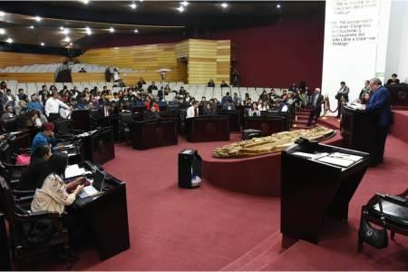Llama LXIV Legislatura de Hidalgo a cerrar filas en respaldo del presidente Andrés Manuel López Obrador