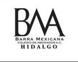 Logo Barra Mexicana de Abogados