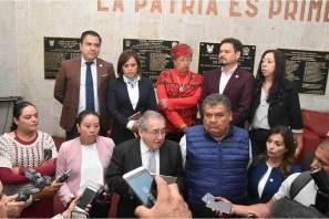 LXIV Legislatura sienta bases para la participación ciudadana de las comunidades indígenas