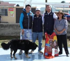 Mineral de la Reforma promueve bienestar animal, con Caninata en La Providencia 1