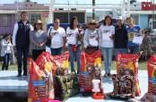 Mineral de la Reforma promueve bienestar animal, con Caninata en La Providencia 2