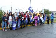 Mineral de la Reforma y alumnos del IPN se suman a reforestación en el Fraccionamiento Mineral II1