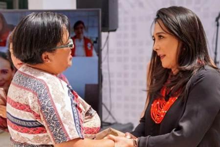 Paridad el principio del cambio, Erika Rodríguez