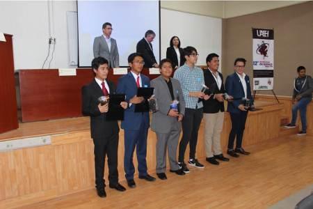 Premian a ganadores de la 12ª Olimpiada Estatal de Química de Hidalgo 2019-2