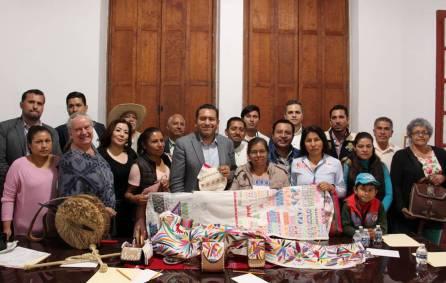 Prepara Hidalgo a artesanos para defender patrimonio inmaterial 2