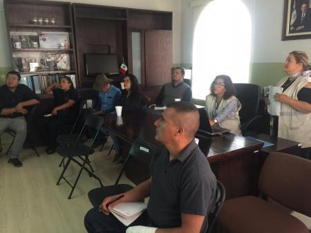 Presentan en Tolcayuca, Censo Nacional de Gobiernos Municipales y Demarcaciones Territoriales 2019-2