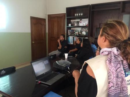 Presentan en Tolcayuca, Censo Nacional de Gobiernos Municipales y Demarcaciones Territoriales 2019