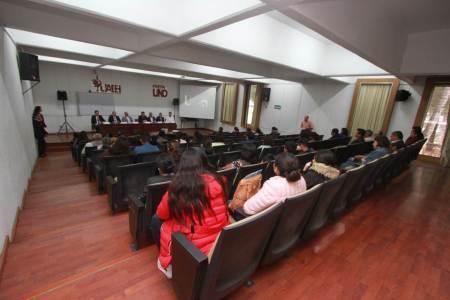 Presentan más de 10 mil aspirantes examen para ingresar a la UAEH