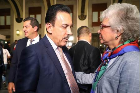 Ratifica Hidalgo respaldo al presidente en la búsqueda de desaparecidos