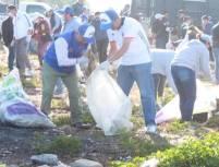 Realiza Mineral de la Reforma #BasuraChallenge3