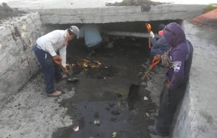 """Realizan brigadas de limpieza """"Unidos, limpiemos Tolcayuca""""4"""
