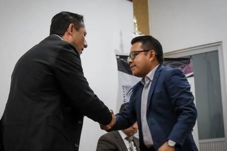 """Reciben capacitación """"Conoce a tus Autoridades Electorales"""", ayuntamientos de Mineral de la Reforma y Epazoyucan"""