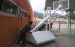 Rehabilitan espacios públicos en la cabecera municipal de Tolcayuca1