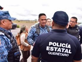 Resguardan fronteras de Hidalgo y Querétaro con operativo interestatal3