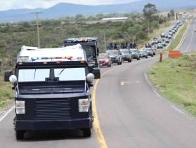 Resguardan fronteras de Hidalgo y Querétaro con operativo interestatal4