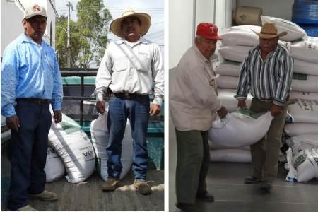 "Se entrega en Tolcayuca el Programa ""Kilo por Kilo"""