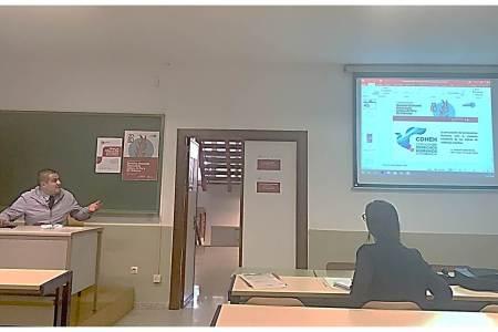 Se vincula CDHEH con Universidad Autónoma de Madrid