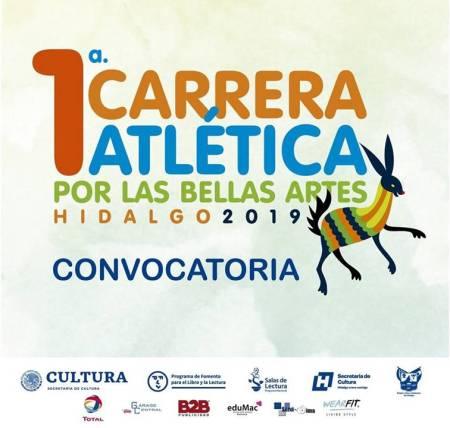Secretaría de Cultura invita a correr por las Bellas Artes