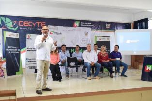 Sedeso realiza los encuentros Jóvenes Hidalgo en los 18 distritos de la entidad