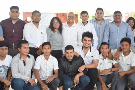 Sedeso realiza los encuentros Jóvenes Hidalgo en los 18 distritos de la entidad2
