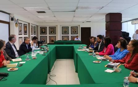 SEGOBH e INAFED intercambian experiencias para prevenir violencia contra las mujeres3