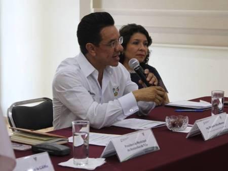 SEMARNATH, Ayuntamientos y CAME impulsan Agenda Ambiental en Tula1