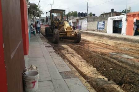 SOPOT comienza trabajos de Construcción de Colector Pluvial en la carretera México-Pachuca3