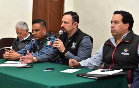 Sostiene SSPH reunión con habitantes, empresarios y delegados de Huichapan2