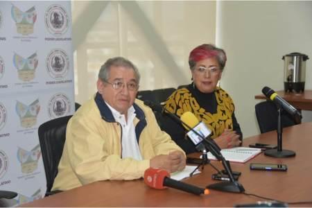 """Trabaja Congreso para que 2020 sea """"El año de la Educación Superior en Hidalgo"""", Baptista González"""