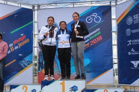 Tras decisión de los jueces, Fernanda Maqueda obtiene plata en ciclismo.jpg