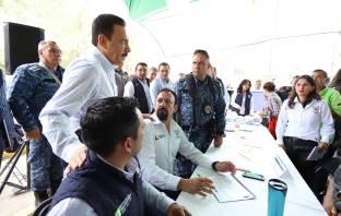 Vinculación entre sociedad y gobierno Hacen de Hidalgo un estado seguro5