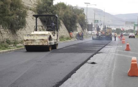 Abre parcialmente SOPOT cuerpo vial en el bulevar Nuevo Hidalgo 2