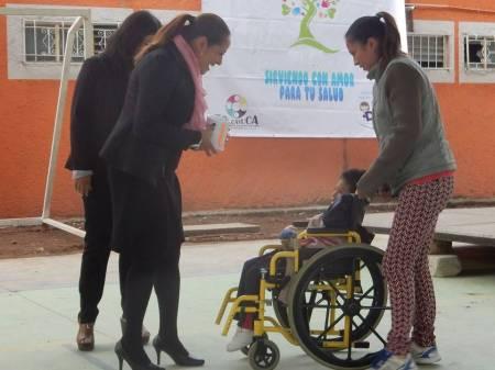 Abren registro para programa de asistencia alimentaria para personas con discapacidad en Tolcayuca