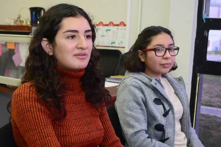 Acuden alumnas de UAEH a campamento de alemán en el extranjero
