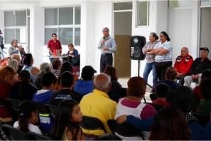 Ayuntamiento de Tizayuca gestiona apertura de nueva escuela primaria en el Barrio de Atempa