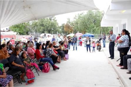 Ayuntamiento de Tizayuca gestiona apertura de nueva escuela primaria en el Barrio de Atempa4