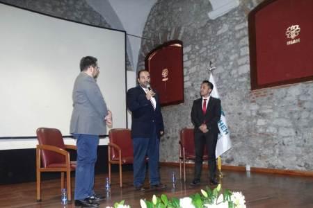CDHEH Y CNDH imparten conferencia sobre trata de personas a servidores públicos