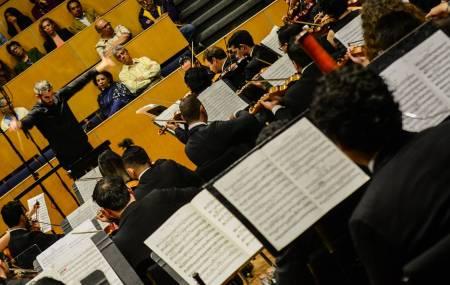 Cierra exitosa temporada OSUAEH con sinfonía de Mahler